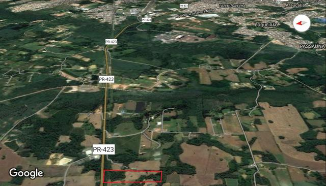 Terreno/Área Industrial com 32.550m² em Araucária - Foto 7