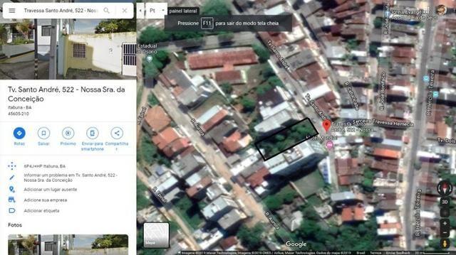 Venda ou troca - terreno 700m² - Foto 2