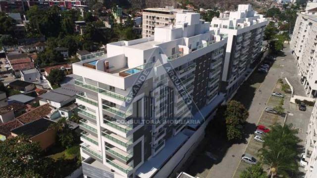 Apartamento à venda com 2 dormitórios em Pechincha, Rio de janeiro cod:GAAP20162 - Foto 3