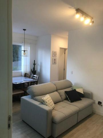 Apartamento Semi-mobiliado - Condomínio Clube Dallas - Campo Largo - Foto 2