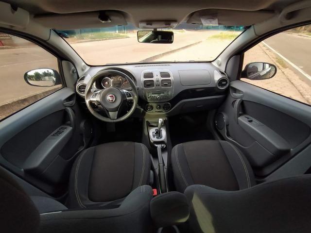Vendo ou troco Grand Siena 1.6 Dual-Logic - Foto 7