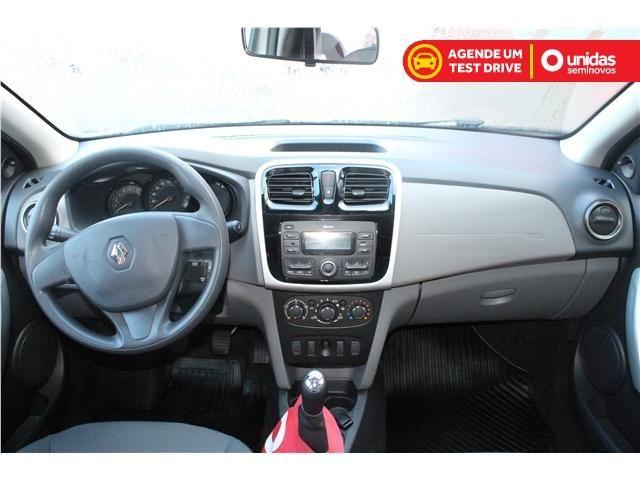 Renault Logan 1.0 12v sce flex expression manual - Foto 5