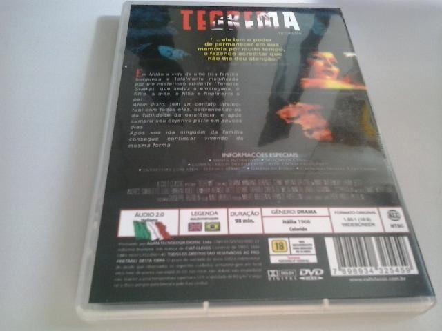 DVD Teorema (Paolo Pasolini)