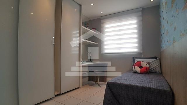 MS - Apartamento com 3 quartos/1 suíte/ projetados - Foto 4