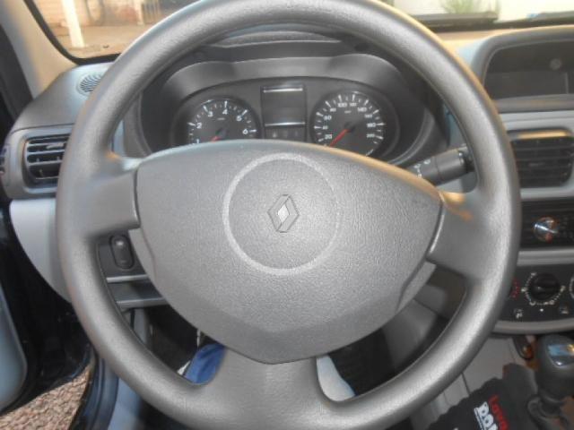 RENAULT CLIO CAMPUS HI-FLEX 1.0 16V 5P - Foto 14