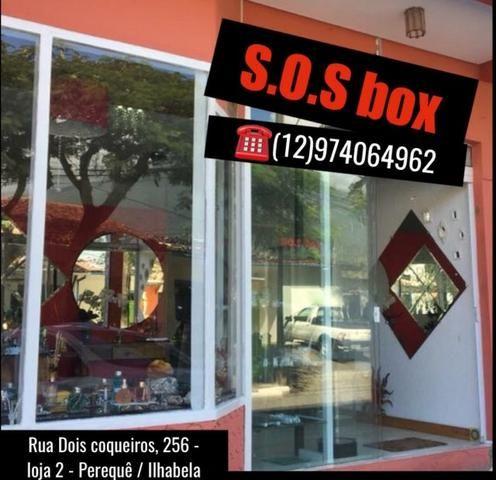 Vidraçaria S.O.S Box