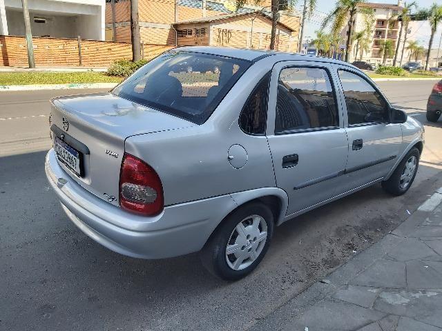 Corsa Classic Sedan 4Portas Ano: 2004*Entrada R$ 2.900 + 12xSem Juros no Cartão - Foto 3