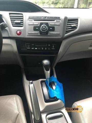 Civic Sedan LXR 2.0 Flexone 16V Aut. 4p - Foto 6