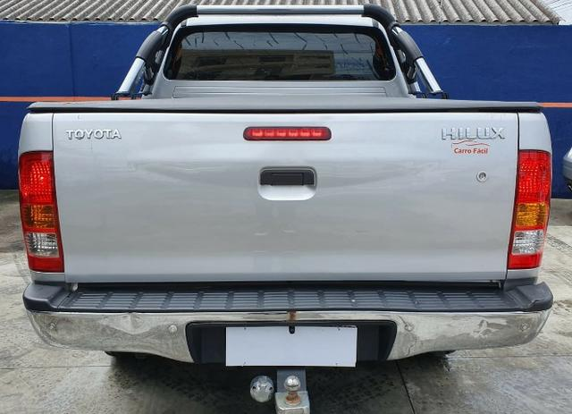 Hilux 2009 3.0 SRV Diesel Venha Conferir - Foto 4