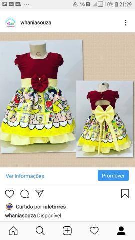 Vestidos temáticos *20 - Foto 2