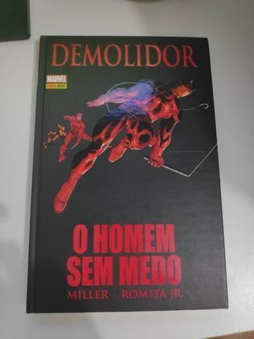 Hq's Diversas (Preacher, Demolidor, Jeff Lemire, Superman, Homem aranha, Hellblazer, etc) - Foto 4