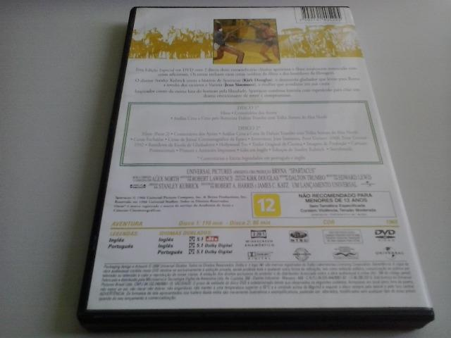 DVD Spartacus - Foto 3