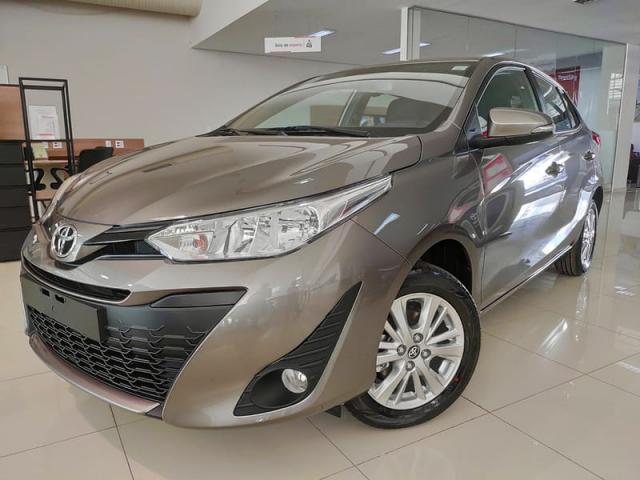 TOYOTA YARIS HATCH XL AT 19/20