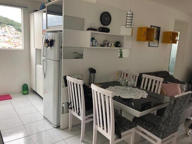 Apartamento Todo mobiliado, móveis sob medida em todos os cômodos, em Forquilhinhas - Foto 11