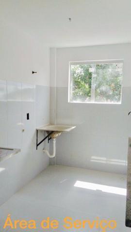 Res. Santa Maria. 2 quartos, Coqueiro. Use o FGTS. Pronto pra morar! - Foto 9