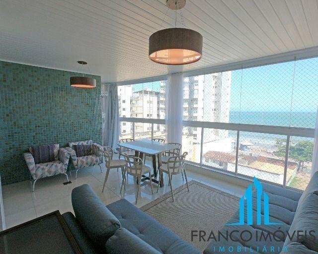 Frente ao mar da Praia do Morro com 4 quartos sendo 3 suítes (Todo montado) - Foto 5