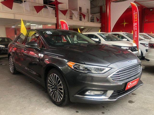 Ford Fusion 2018 Titanium FWD 2.0 - 40mil km - Foto 2