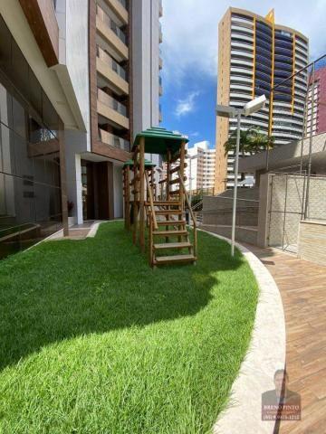 Apartamento à venda, 112 m² por R$ 1.090.000,00 - Meireles - Fortaleza/CE - Foto 8