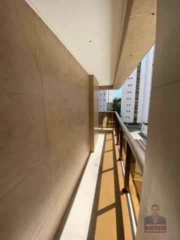 Apartamento à venda, 112 m² por R$ 1.090.000,00 - Meireles - Fortaleza/CE - Foto 13