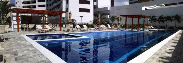 Apartamento à venda, 134 m² por R$ 899.335,39 - Altiplano - João Pessoa/PB - Foto 17