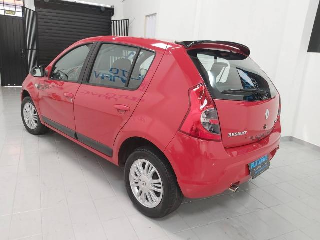 SANDERO 2011/2011 1.6 GT LINE LIMITED FLEX 4P MANUAL - Foto 6