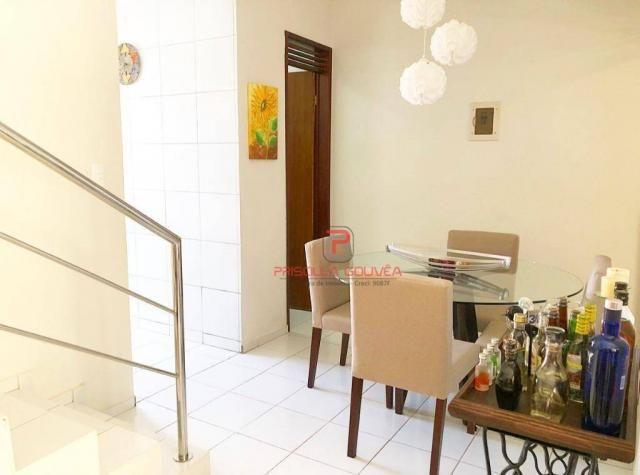 Casa em condomínio no Geisel com 3 quartos - Foto 4