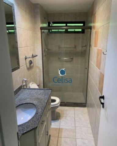Apartamento com 4 dormitórios para alugar, 170 m² por R$ 5.000/mês - Tijuca - Rio de Janei - Foto 11