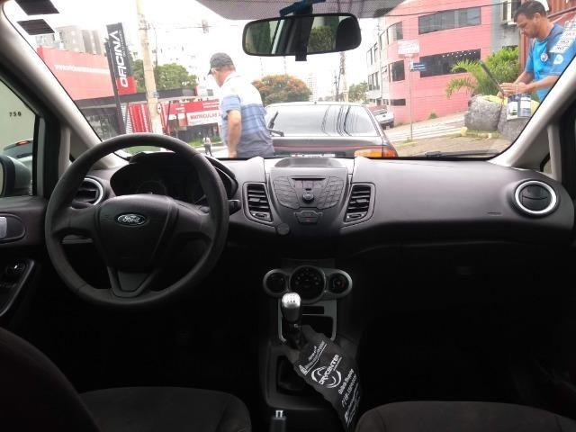 Ford Fiesta Hatch 1.5L SE Prata 2014/2014 ( 5P 111cv ) - Foto 19