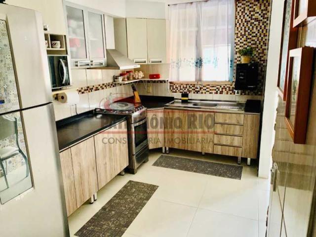 Casa de vila à venda com 3 dormitórios em Olaria, Rio de janeiro cod:PACV30037 - Foto 8