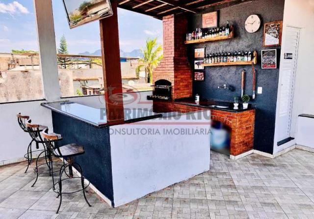 Casa de vila à venda com 3 dormitórios em Olaria, Rio de janeiro cod:PACV30037 - Foto 16