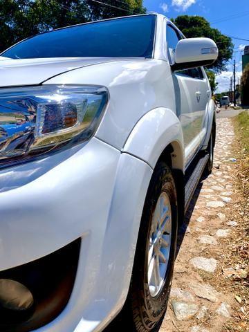 Toyota Hilux SW4 2013 diesel 7 lugares Pneus novos Pirelli!!! - Foto 19