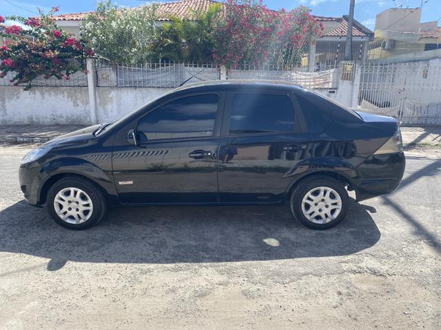 Fiesta SE 1.6 sedan completo manual chave reserva - Foto 6