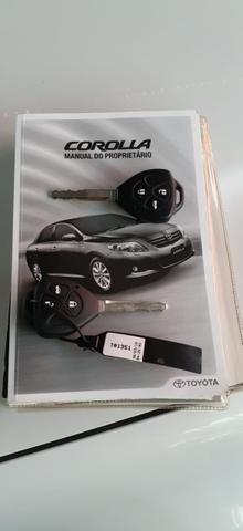 Corolla XEI 2.0, 2010/2011 - Foto 11