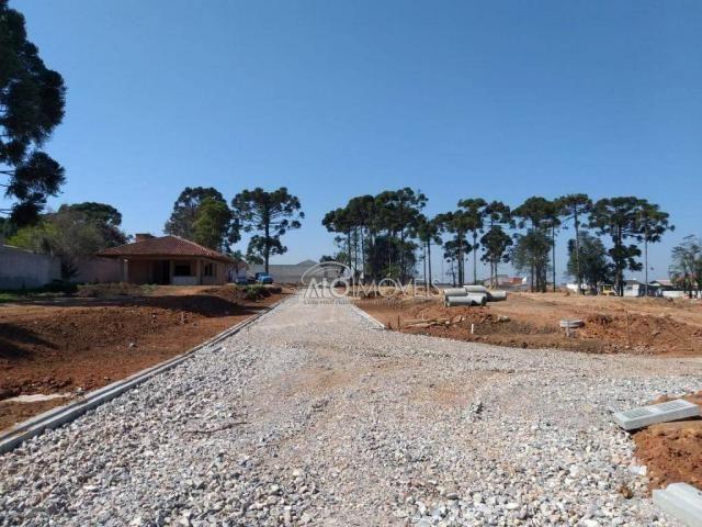 Terreno à venda, 127 m² por r$ 179.089,10 - pinheirinho - curitiba/pr - Foto 17