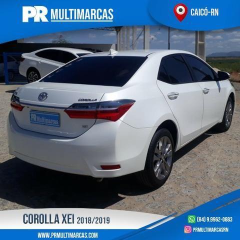 Corolla XEI 2.0 AT 2019 TOP!!! - Foto 4