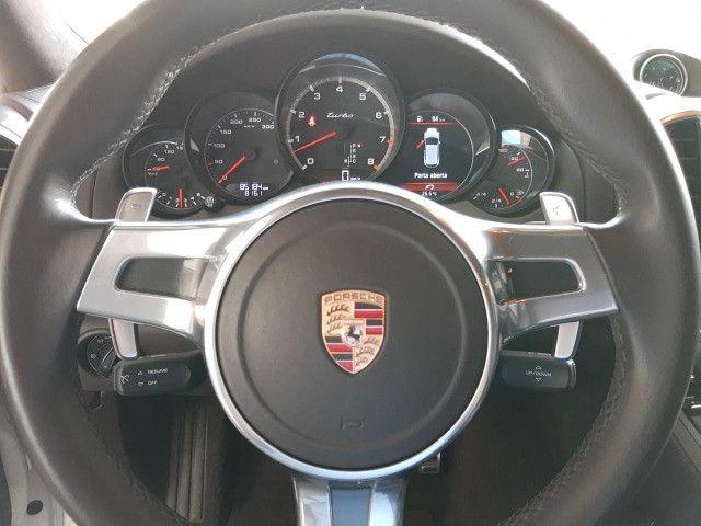 Porsche Cayenne - 2012/2013 4.8 4X4 V8 32V Turbo Gasolina 4P Tiptronic - Foto 10
