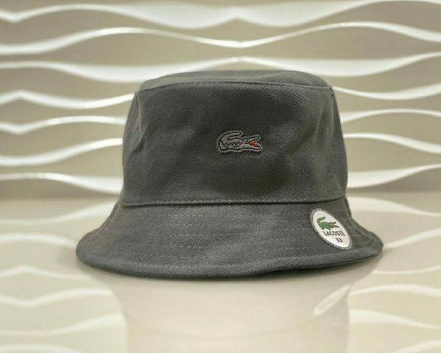 Chapéu Bucket hat, cata ovo, chapéu de pescador, chapéu balde, chapéu do seu madruga. - Foto 5