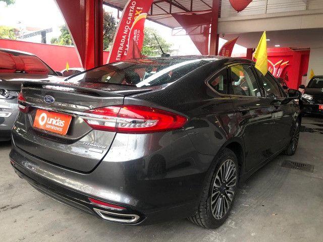Ford Fusion 2018 Titanium FWD 2.0 - 40mil km - Foto 5