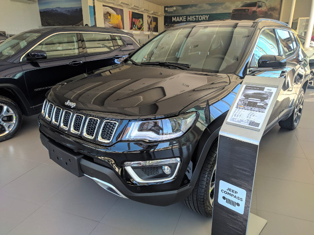 Jeep Compass Limited 2 0 4x4 Diesel 16v Aut 2020 725634596 Olx