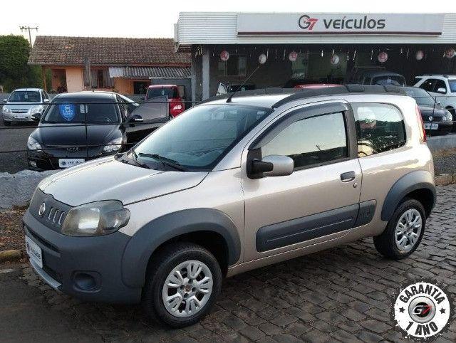 Fiat/ Uno Evo Way flex 2p