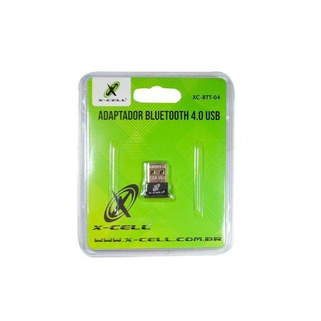 Adaptador Bluetooth 4.0 Pc Notebook Usb XC-BTT-04 - Foto 3
