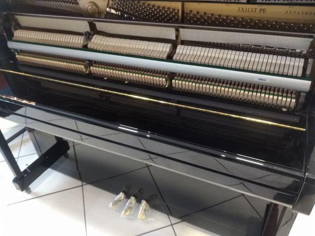 Piano Yamaha JX 113 Semi-novo (Mixer Instrumentos) - Foto 3