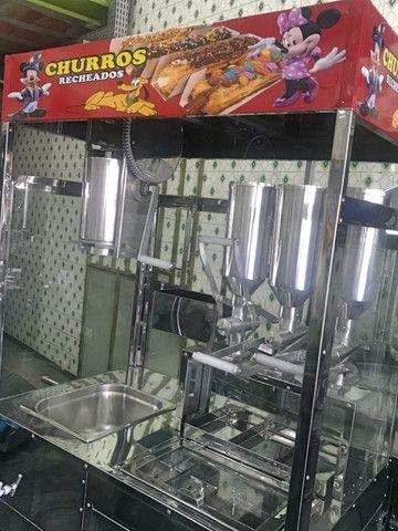 Maquina de churros churreira linda