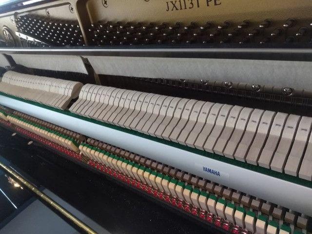 Piano Yamaha JX 113 Semi-novo (Mixer Instrumentos) - Foto 4