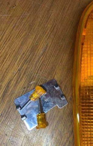 Lente da lanterna dianteira Twingo - Foto 2