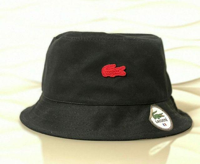Chapéu Bucket hat, cata ovo, chapéu de pescador, chapéu balde, chapéu do seu madruga. - Foto 2