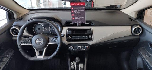 Novo Nissan Versa Sense CVT 2021 - Foto 5