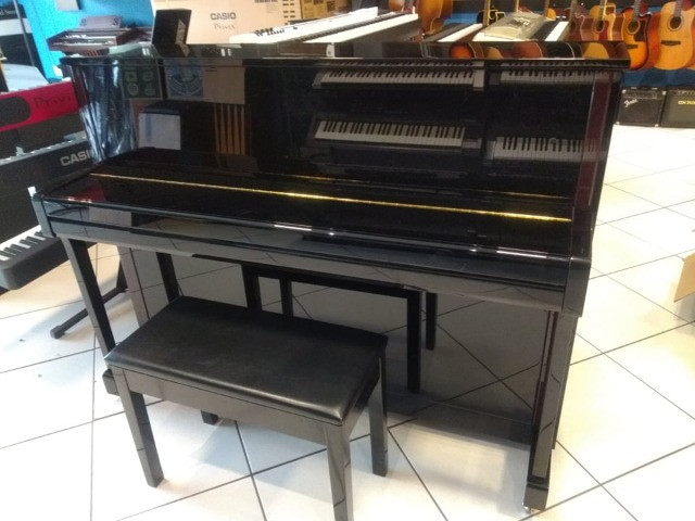 Piano Yamaha JX 113 Semi-novo (Mixer Instrumentos) - Foto 2