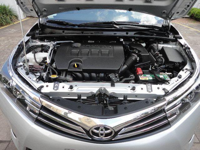 Toyota Corolla Upper 2017 Como Novo - Foto 11