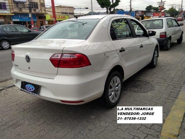 Volkswagen Voyage msi 1.6 flex 8v 2019 _ entrada apartir de 9mil + 48x 727,00 fixas - Foto 7